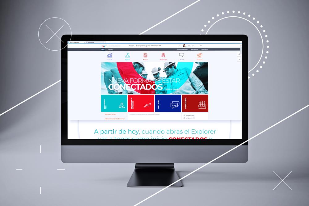 TGN - Diseño de Intranet Conectados